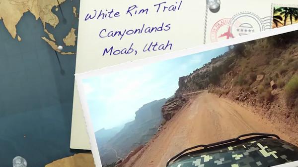 White Rim Trail - Canyonland - Moab, Utah